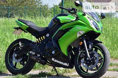 Kawasaki ER 2013 в Львове