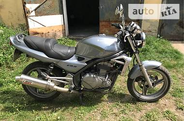 Kawasaki ER 2000 в Львове