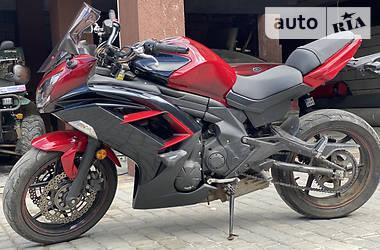 Спортбайк Kawasaki EX 650 2016 в Виннице