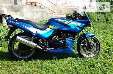 Kawasaki GPZ 1999 в Рогатине