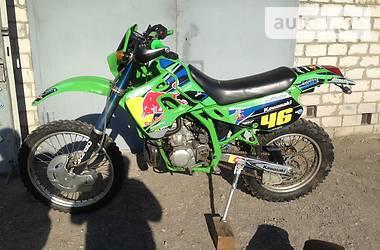 Kawasaki KDX 2001