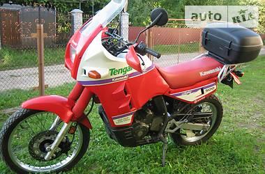 Kawasaki KL 1990 в Ивано-Франковске