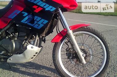 Kawasaki KLE 1993 в Тернополе
