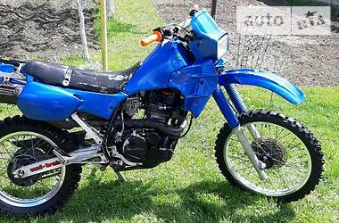 Kawasaki KLR 650 1994 в Великом Березном