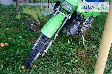 Kawasaki KLR 1994 в Воловце
