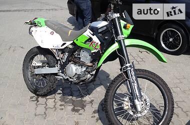 Kawasaki KLX 250 2000 в Львові