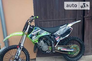 Kawasaki KX 2004 в Львове