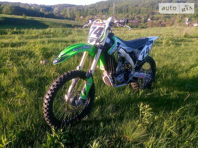 Kawasaki KXF 450 Racing 2014 в Полтаве