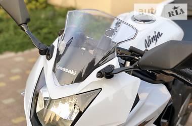 Kawasaki Ninja 250 2016 в Ужгороде