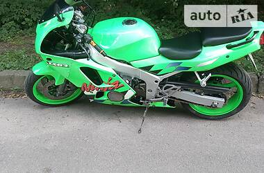Другое Kawasaki Ninja 600 ZX-6R 1997 в Виннице