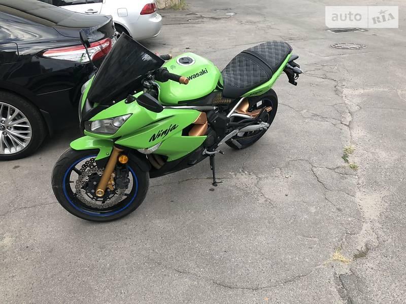 Kawasaki Ninja 650R 2009 в Черноморске