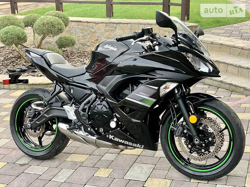 Kawasaki Ninja 650R 2019 в Ровно