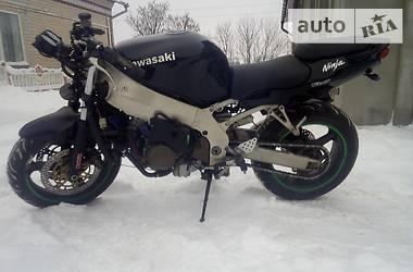 Kawasaki Ninja 2002 в Тернополе