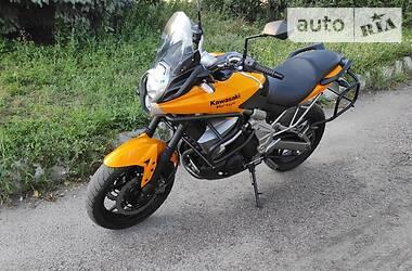 Мотоцикл Спорт-туризм Kawasaki Versys 650 2010 в Черкассах