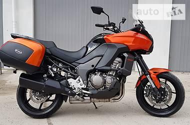 Kawasaki Versys 1000 ABS, KTRC