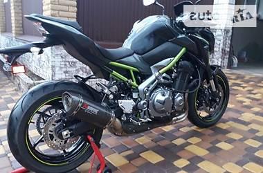 Kawasaki Z 2018 в Киеве