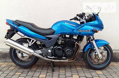 Kawasaki ZR 7S 2005