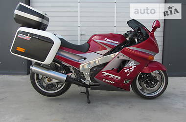 Kawasaki ZZR 1100 2001 в Владимир-Волынском