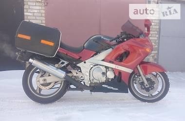 Kawasaki ZZR ZZR600 ZXR600E 2000