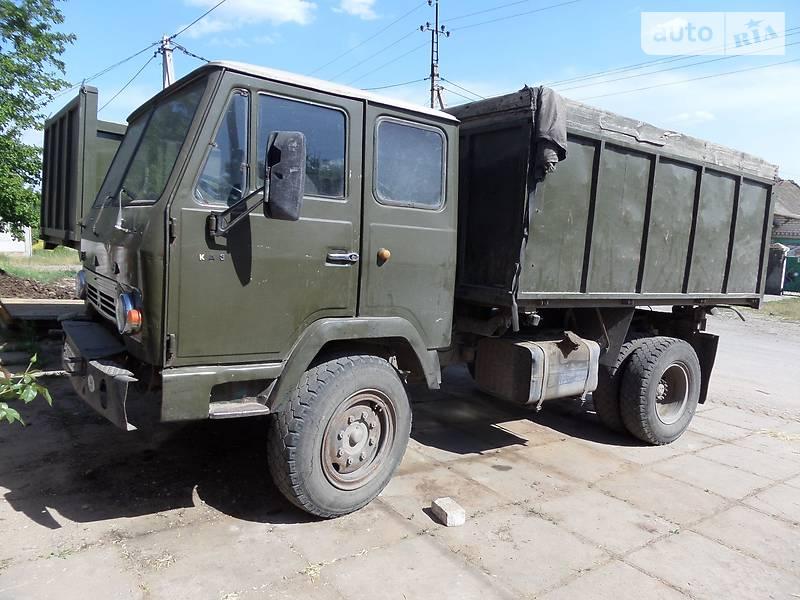 КАЗ 608 1987 в Новой Каховке