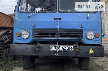 Автовоз КАЗ 608 1987 в Владимир-Волынском