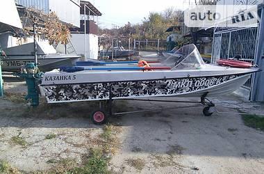 Лодка Казанка 5 1976 в Николаеве