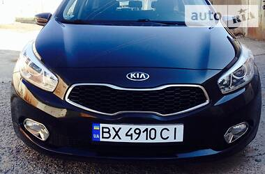 Kia Ceed 2015 в Черновцах