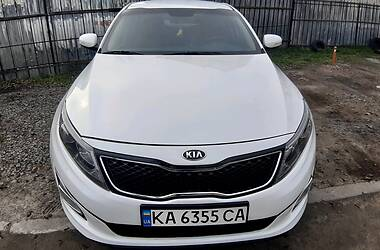 Kia Optima 2014 в Киеве