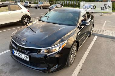 Седан Kia Optima 2017 в Києві
