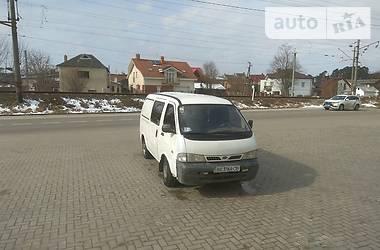 Легковой фургон (до 1,5 т) Kia Pregio груз. 2000 в Львове