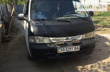 Легковий фургон (до 1,5т) Kia Pregio пасс. 1999 в Могилів-Подільському