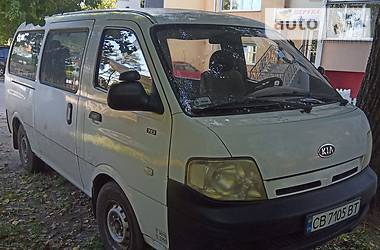 Легковой фургон (до 1,5 т) Kia Pregio пасс. 2004 в Чернигове