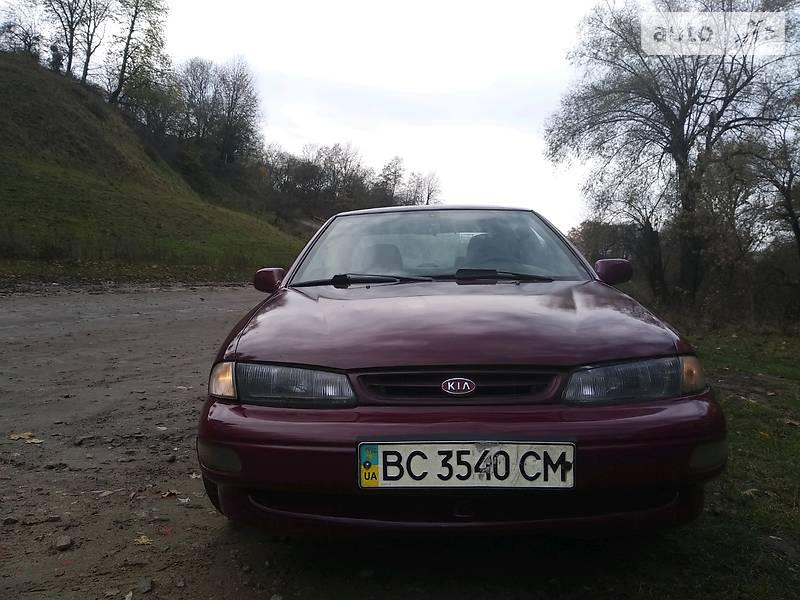 Kia Sephia 1997 в Львове