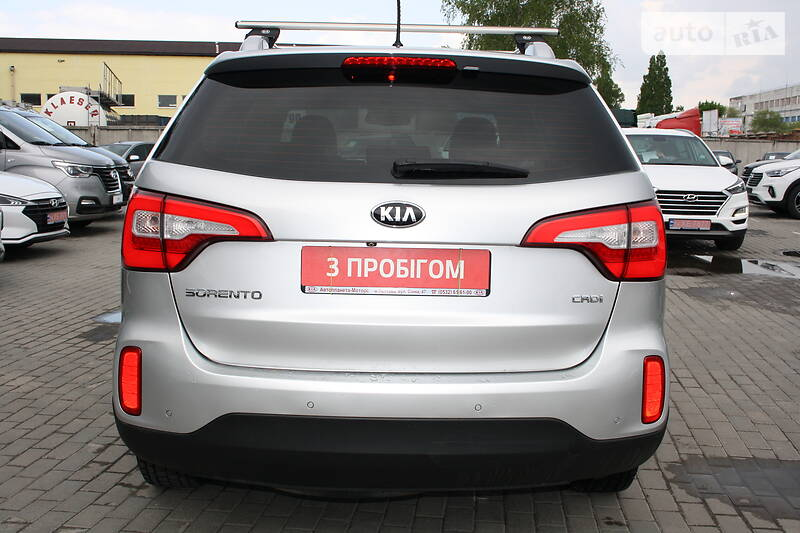 Kia Sorento Официальное Авто 2013