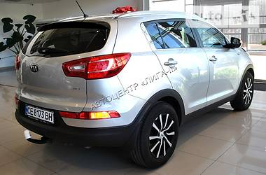 Kia Sportage 4WD-TURBO-AT MAXI 2013