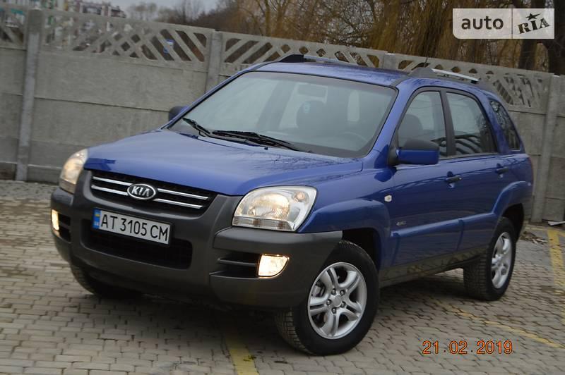 Kia Sportage 2006 года в Ивано-Франковске