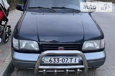 Kia Sportage 1997 в Одессе