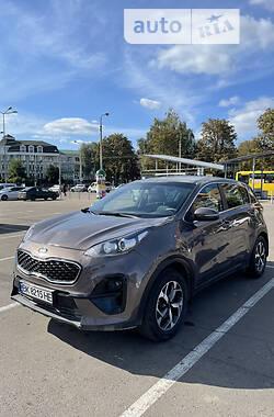 Позашляховик / Кросовер Kia Sportage 2019 в Рівному