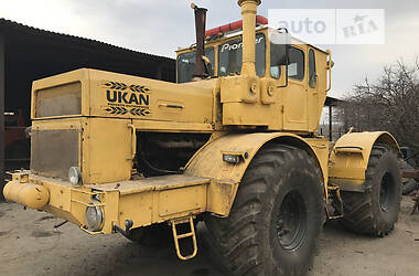 Трактор сельскохозяйственный Кировец К 701 1990 в Белозерке