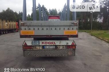 Лесовоз / Сортиментовоз - полуприцеп Kogel SN 24 2001 в Луцке