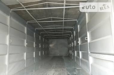 Зерновоз - напівпричіп Kogel SNCO 24 2008 в Вінниці