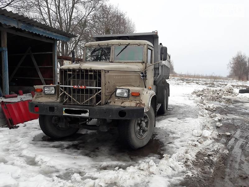 КрАЗ 250 1990 в Киеве