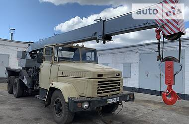 КрАЗ 250 1993 в Горішніх Плавнях