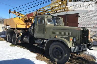КрАЗ 250 1988 в Новгород-Сіверському