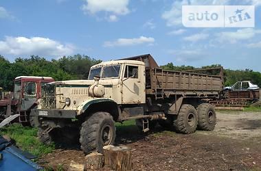 КрАЗ 255 1992 в Полтаве