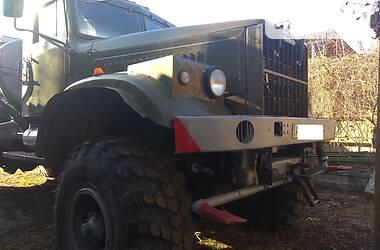 КрАЗ 255 1990 в Чернигове