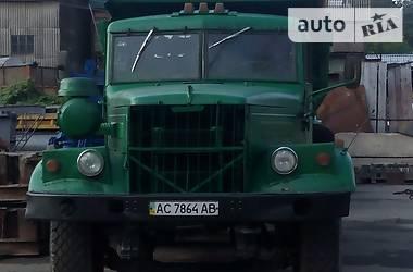 КрАЗ 258 1992 в Киеве
