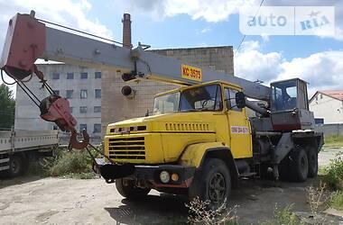 КрАЗ 3575 1992 в Тернополе