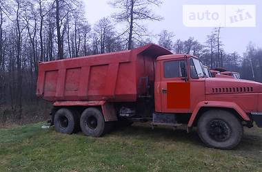 КрАЗ 65055 2008 в Ивано-Франковске