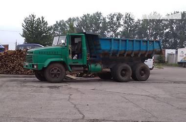 КрАЗ 6510 1992 в Львове